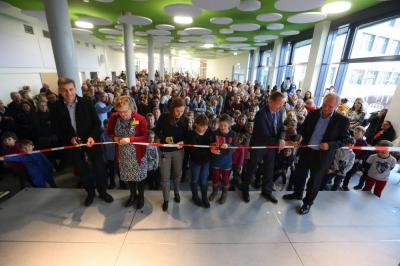Vorschaubild zur Meldung: Hönower Grimm-Grundschule feierlich eingeweiht