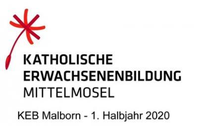 Foto zur Meldung: KEB - Malborn Programm 1. Halbjahr 2020