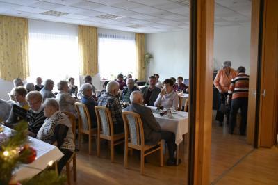 Vorschaubild zur Meldung: Weinachtsfeier der Begegnungsstätte in Perleberg