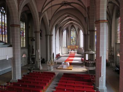 Vorschaubild zur Meldung: Die Kirche ist Baustelle und was nun?