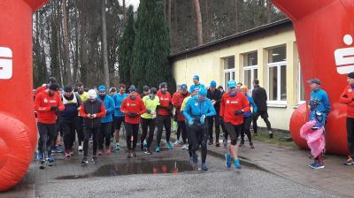 Foto zur Meldung: Stadtlauf in Laage - Treff für die ganze Familie