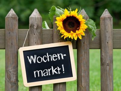 Vorschaubild zur Meldung: Der Wochenmarkt in Urbar macht Winterpause