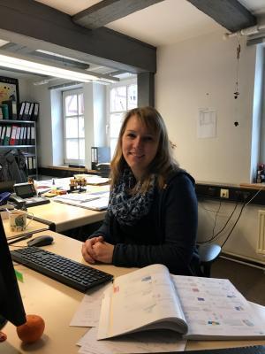 Foto zur Meldung: Personelle Veränderungen im Dienstleistungszentrum Stadt Immenhausen