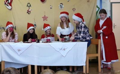 Foto zur Meldung: Die Weihnachtsfrau