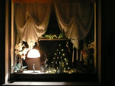 Fenster zum 1. Advent