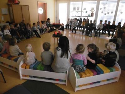 Kindergarten Hegelstraße