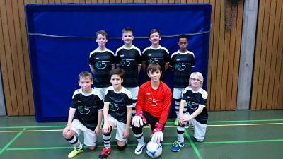 Vorschaubild zur Meldung: Sekundarschule Olsberg-Bestwig gewinnt Vergleichsturnier der DFB-Partnerschulen