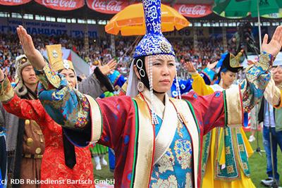 Bild der Meldung: Mitglieder-Fachexkursion in die Mongolei zum Naadam-Festival 2020