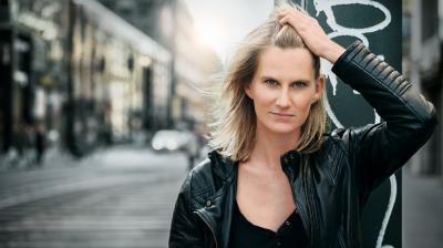 Foto zur Meldung: Kabarettpreis Scharfrichterbeil 2019 geht an Lucy van Kuhl