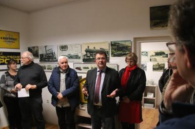 Vorschaubild zur Meldung: Das erste deutsche analoge Eisenbahn-Postkarten-Museum