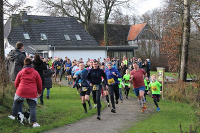 Foto zur Meldung: Schafflunder Silvesterlauf geht in die zweite Runde