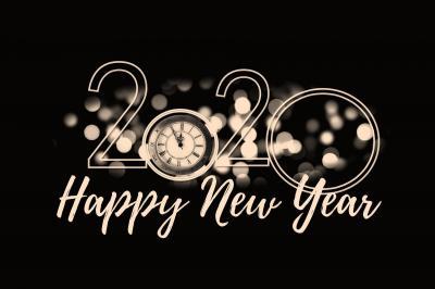 Foto zur Meldung: Neujahrsgrüße der Stadt Calau