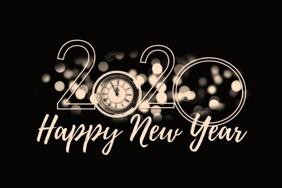 Vorschaubild der Meldung: Neujahrsgrüße der Stadt Calau