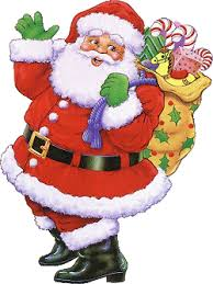 Ho, ho, ho ... fröhliche Weihnachten...