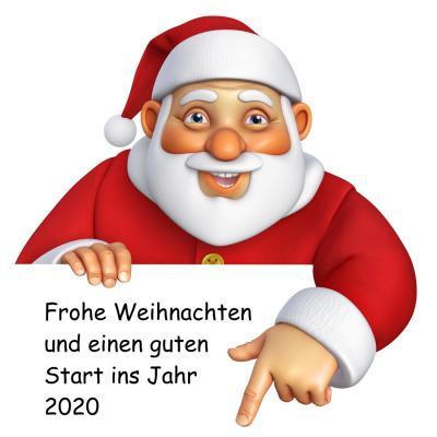 Vorschaubild zur Meldung: Allen ein schönes Weihnachtsfest und einen gelungenen Start ins neue Jahr.