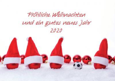 Vorschaubild zur Meldung: Germania - Fröhliche Weihnachten und ein gutes neues Jahr 2020