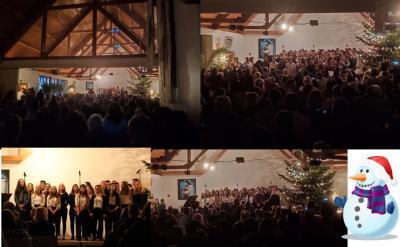 Foto zur Meldung: Weihnachtsprogramm der IGS