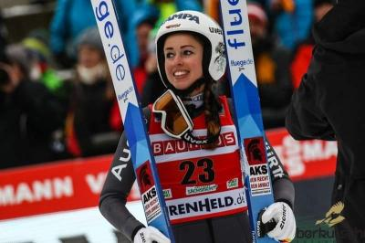 Foto zur Meldung: Juliane wird Sportlerin des Jahres in Thüringen