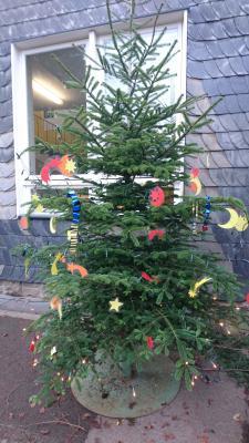 Vorschaubild zur Meldung: Frohe Weihnachten und ein gutes neues Jahr