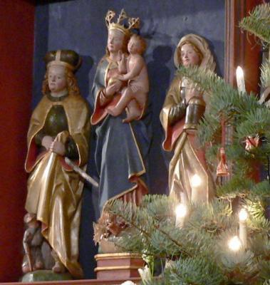 Vorschaubild zur Meldung: Schipkau grüßt zum Weihnachtsfest !
