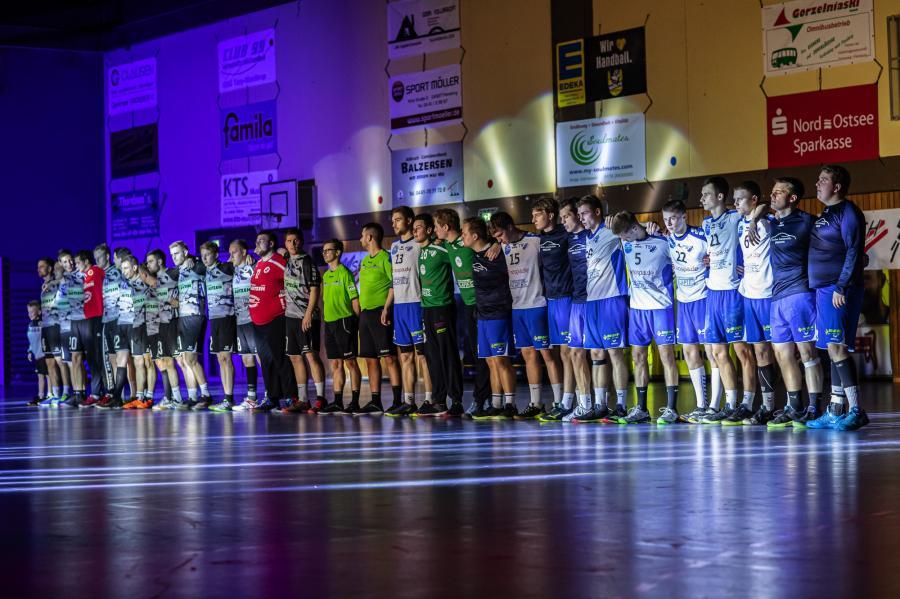 Vorschaubild der Meldung: TSV Sieverstedt erreicht den 2. Platz im HVSH-Pokal