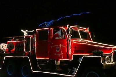 Santa ist da - Weihnachtssingen Rehfelde 2019