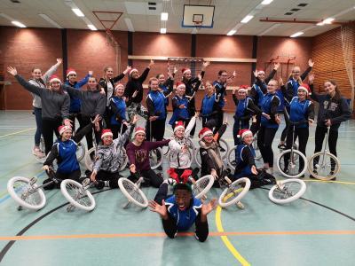 Landeskader SH Weihnachtsfeier 2019