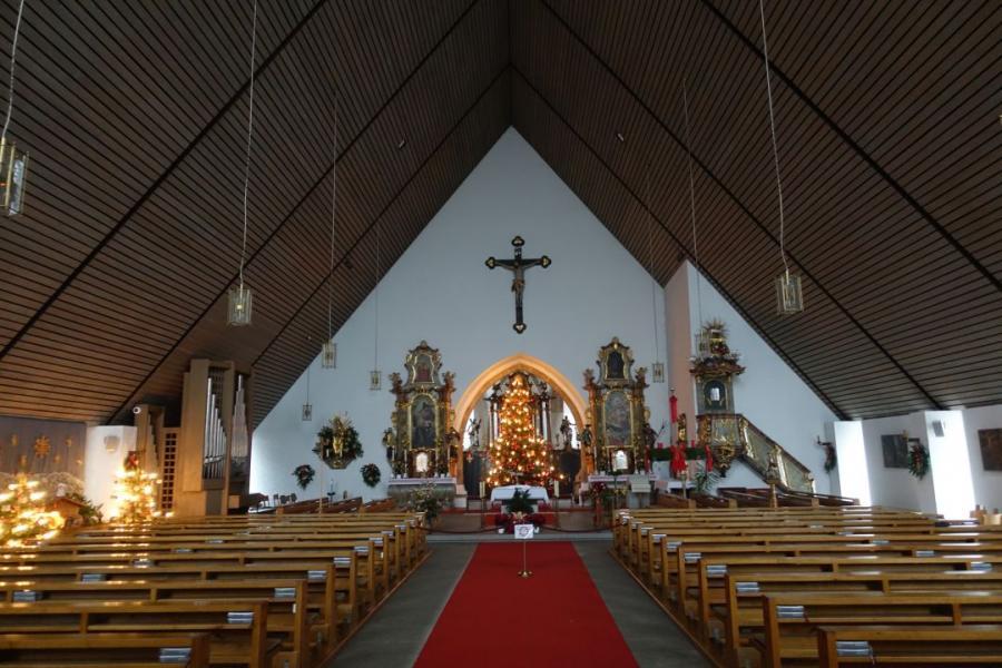 Bild der Meldung: Weihnachten in unserer Pfarrgemeinde festlich gefeiert
