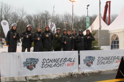 Vorschaubild zur Meldung: LAZ Puma fährt zur Schneeballschlacht auf Schalke