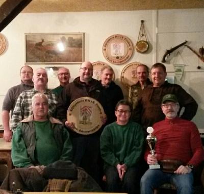 Sieger des Sankt Sebastianschießen 2019