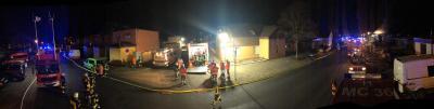 Vorschaubild zur Meldung: Einsatz/ Garbsen / Saturnring / Wohnhaus durch Feuer zerstört