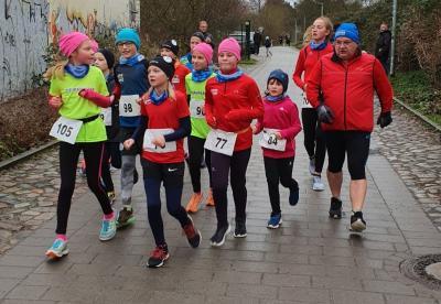 Foto zur Meldung: Rostocker Silvester-Neujahrs Lauf