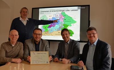 Die Samtgemeinde Grasleben ist nun Mitglied im GeoPark Harz.Braunschweiger Land.Ostfalen (Bild: Katja Weber-Diedrich)