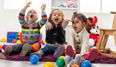 Vorschaubild zur Meldung: Spielgruppe für Kinder von 1,5 bis 3 Jahren