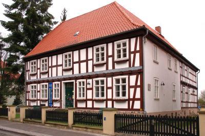 Das Stadtmuseum in Wittenberge