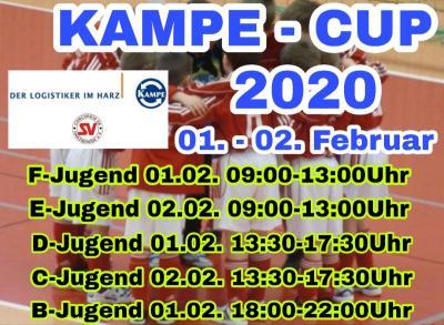 Foto zur Meldung: Kampe Cup 2020 - 01./02. Februar