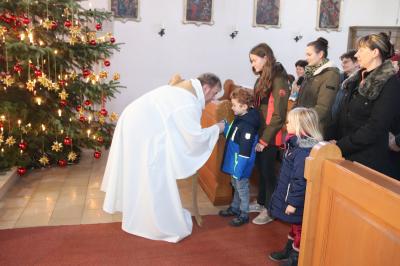 Festgottesdienst Kindersegnung