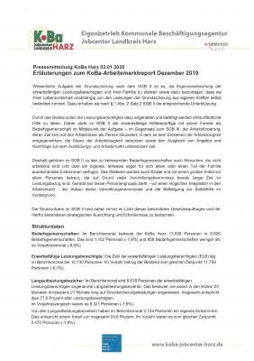 Vorschaubild zur Meldung: Informationen der KoBa LK Harz