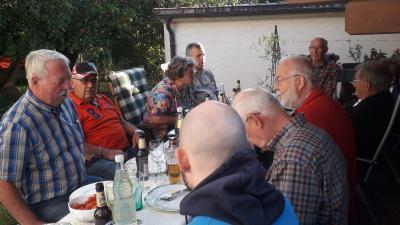 Vorschaubild zur Meldung: Arbeitsgemeinschaft des Ortsbeirats Neudorf schaut zufrieden zurück