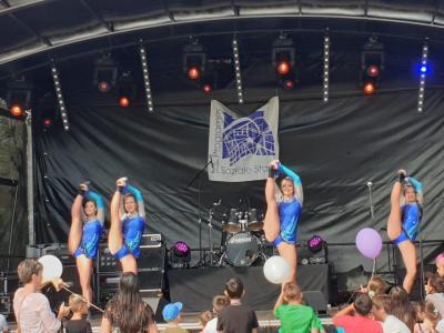Vorschaubild zur Meldung: Auftritt Stadtteilfest im Schlaatz