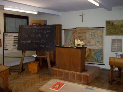 Vorschaubild zur Meldung: Mitteilung von Rainer Wolfrum, Leiter des Schulmuseums Selbitz