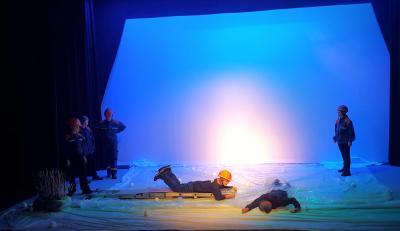 Foto zur Meldung: Schauspielkurse für Kinder und Jugendliche im Theater Zielitz