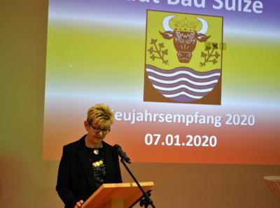 Foto zur Meldung: Neujahrsempfang der Stadt Bad Sülze