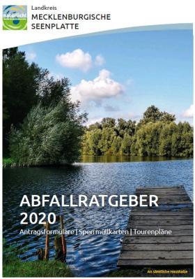 Foto zu Meldung: Abfallkalender 2020