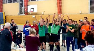 Foto zur Meldung: 16. Hallenfußballturnier der Gemeinde Kloster Lehnin