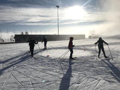 Jugend trainiert für Olympia in Finsterau