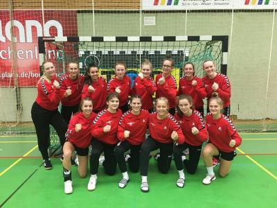 Vorschaubild zur Meldung: Weibliche Auswahl des HVM krönt sich zur Nummer 1 in NRW