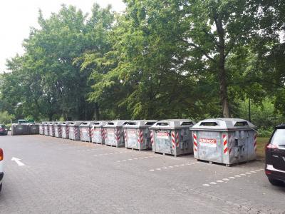 Foto zur Meldung: Depotcontainer für Altpapier: Letzte Leerung am 20. Januar