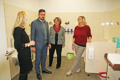 """Foto zur Meldung: Neue kommunale Kita """"Hummelwiese"""" seit dem 6. Januar in Schönwalde in Betrieb"""