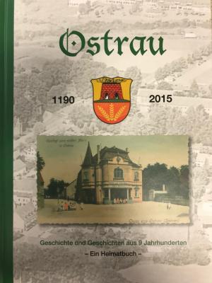 Foto zur Meldung: Heimatbuch Ostrau